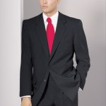 Black Catalina Business Suit